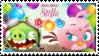 Angry Birds Stella POP.v2 stamp by TBalazs2000