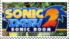 Sonic Dash 2 : Sonic Boom Stamp by TBalazs2000