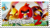 Angry Birds 2 Stamp by TBalazs2000