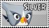 Silver Bird V2 Stamp by TBalazs2000