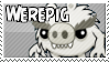 Werepig Stamp by TBalazs2000