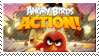 Angry Birds Action! Stamp by TBalazs2000