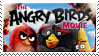 Angry Birds Movie/Film Stamp by TBalazs2000
