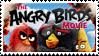 Angry Birds Movie/Film Stamp