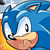 Horrified Classic Sonic Emoticon