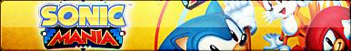 Sonic Mania Fan Button