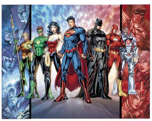 Full New Justice League