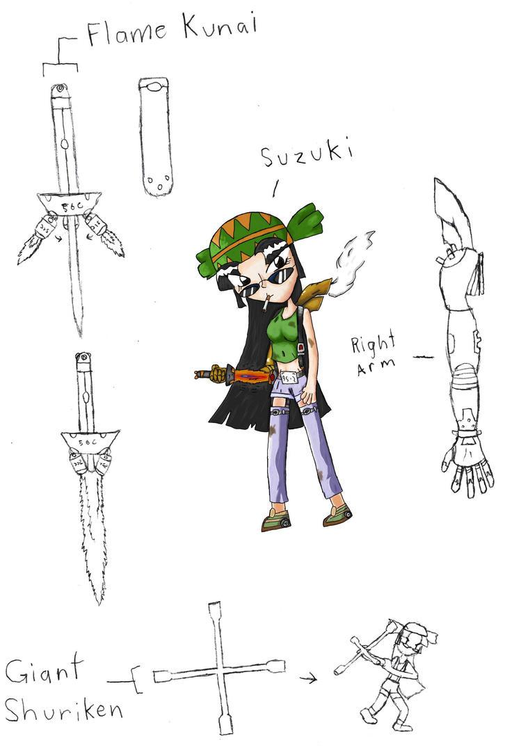 suzuki steam