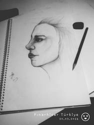 Portrait by DreamGirl24