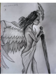 girl by DreamGirl24