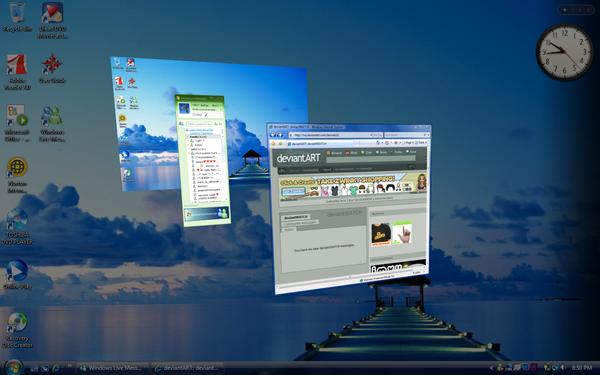 Windows Vista by newdeal666