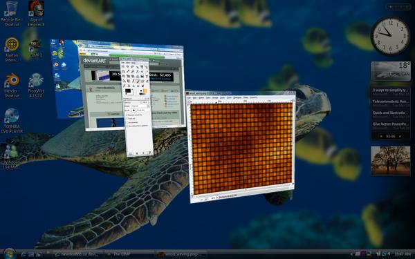 Windows Vista2 by newdeal666