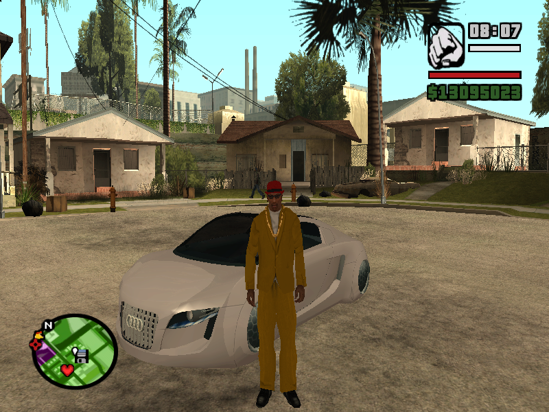 GTA SA MODDED by newdeal666