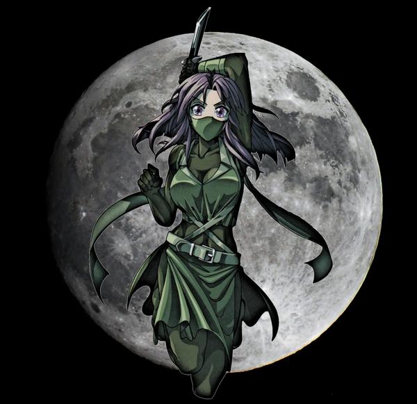Dark Assassin by newdeal666