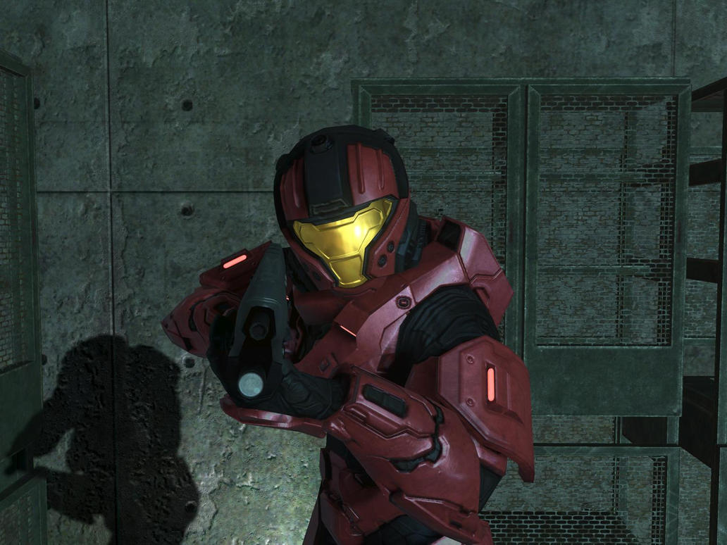 Halo3 You Felling Lucky Punk by newdeal666