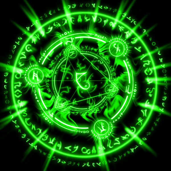 transmutation circles 2 by newdeal666
