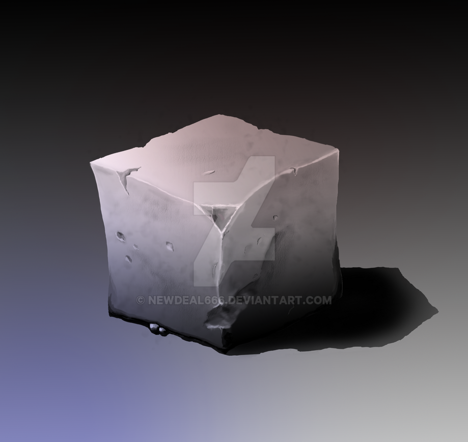 Rock Material Study by newdeal666