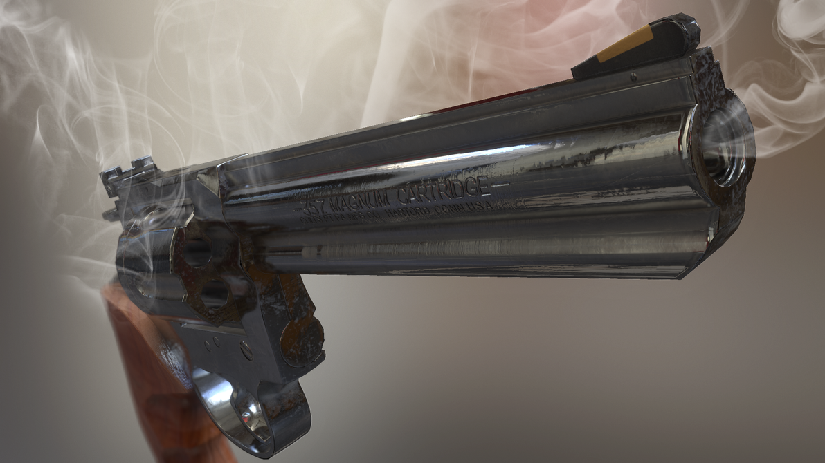 Colt 44 Magnum by newdeal666