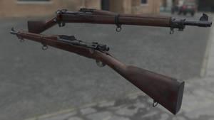 M1903 Springfields