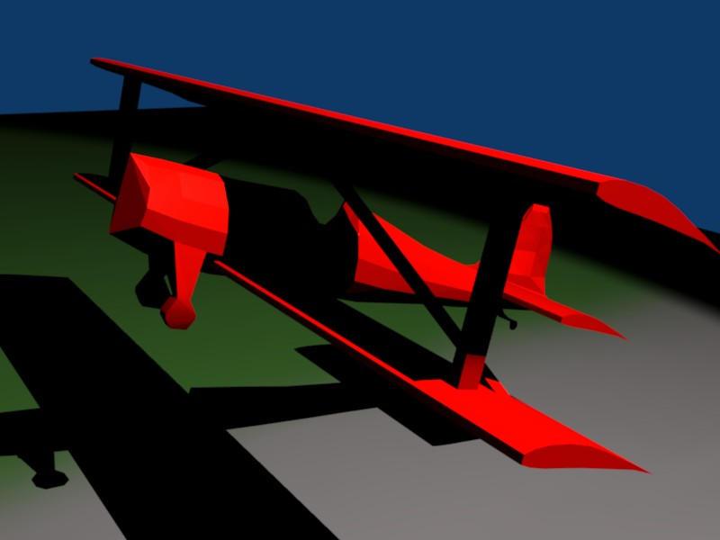 Bi plane by newdeal666