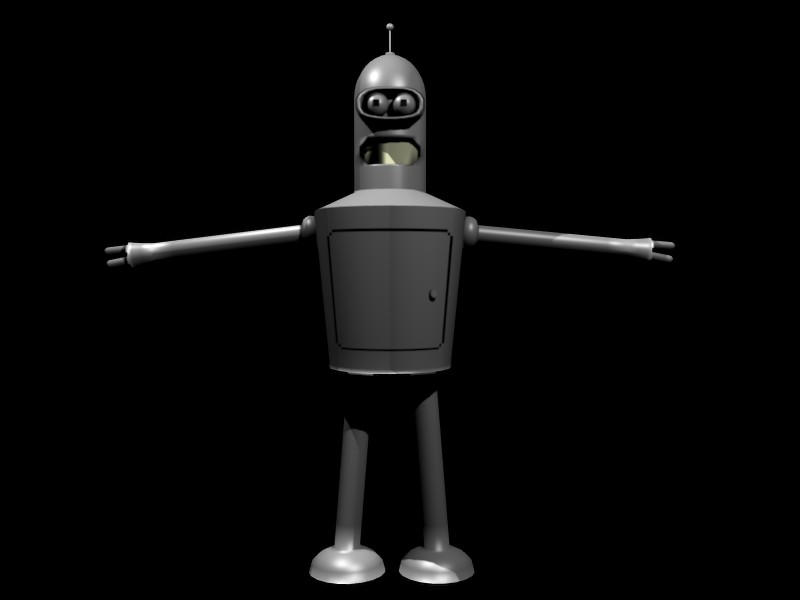 Bender by newdeal666