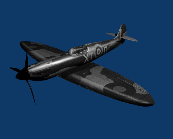 spitfire by newdeal666