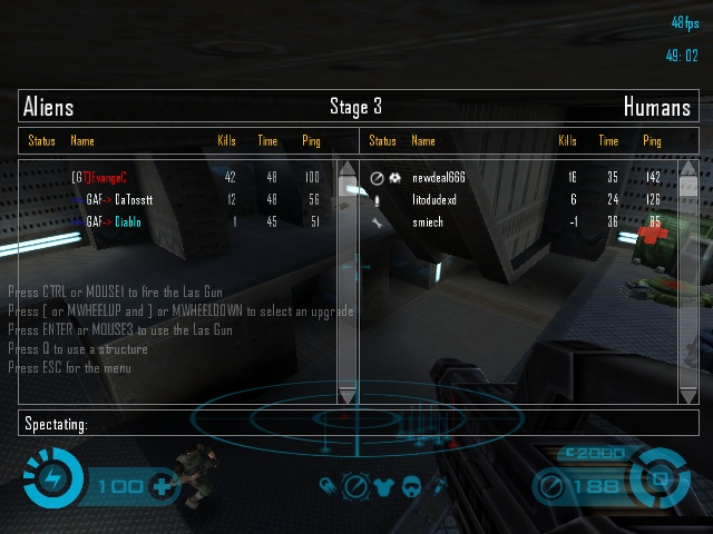 tremulous Screenshot1 by newdeal666