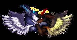 Angel by Akobel