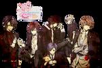 Render Diabolik Lovers by:Yui-chanKawaii