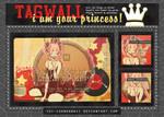 Tagwall 1 ''I am your princess''