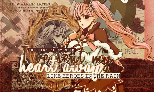 Hero in the Rain by Yui-chanKawaii