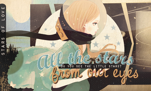 All the stars by Yui-chanKawaii