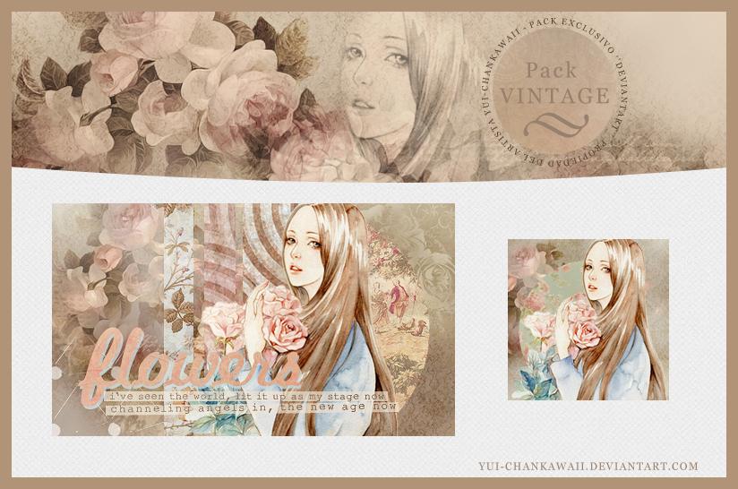 Tagwall Vintage by Yui-chanKawaii