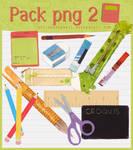 Pack png 2 ''School''