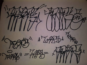 graff tags 214621