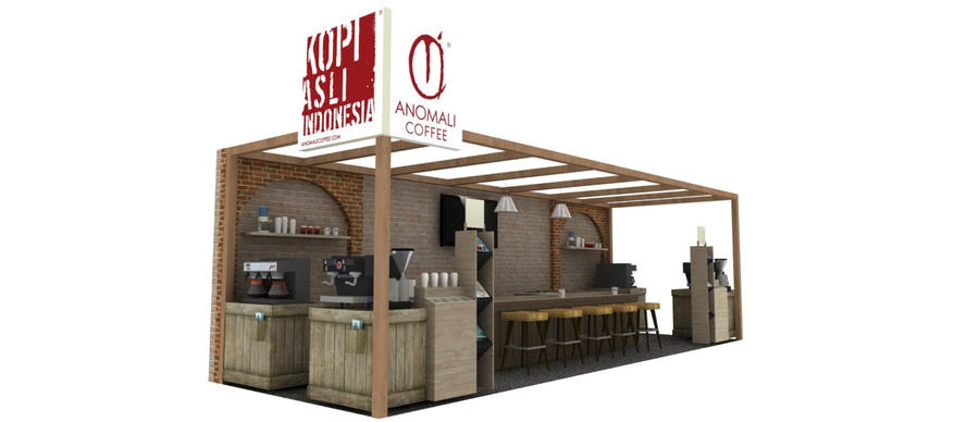 Anomali Coffee Booth by medot on deviantART