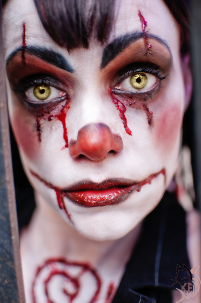 Mizz Clown 5 by Ironwi11