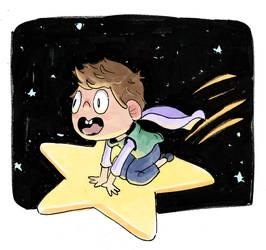 Star trip by Lun-de