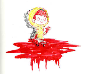 Happy kid by Lun-de
