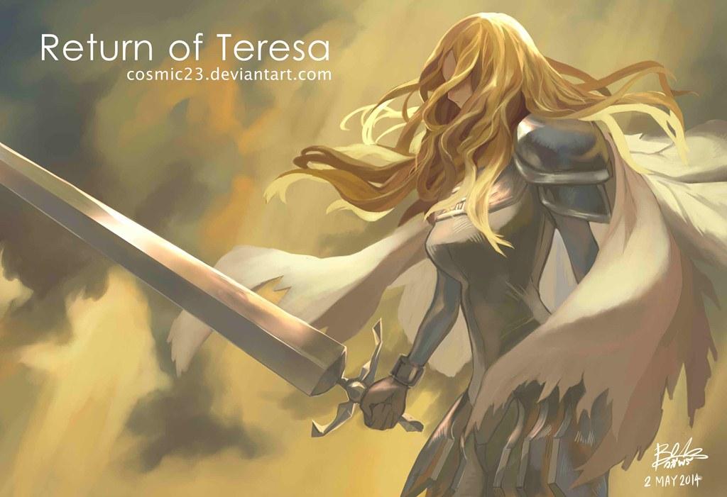 Return of Teresa by cosmic23