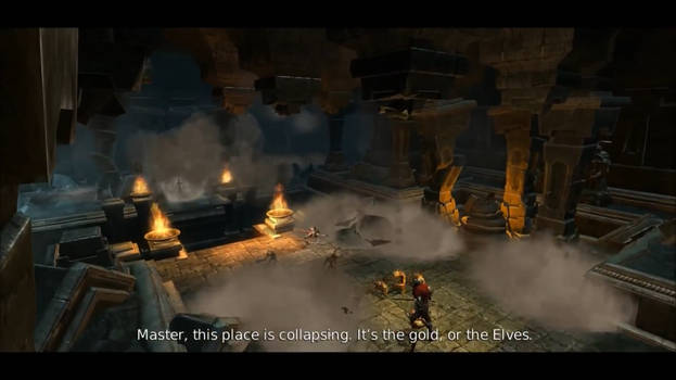 Overlord 1 The Gold or the Elven women