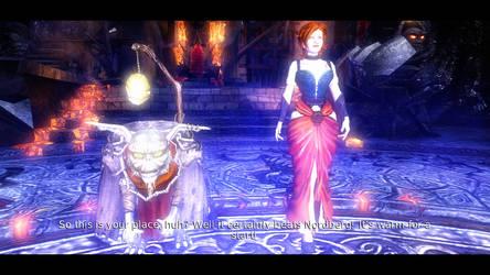 Overlord 2 Welcome home Mistress Kelda