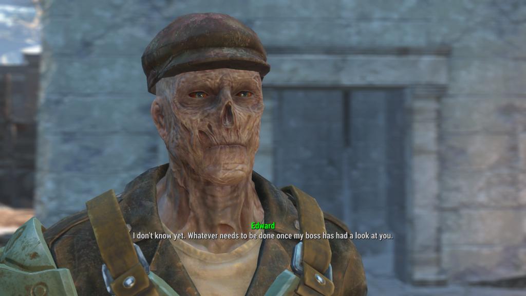 Fallout 4 edward deegan by spartan22294 on deviantart for Edward deegan