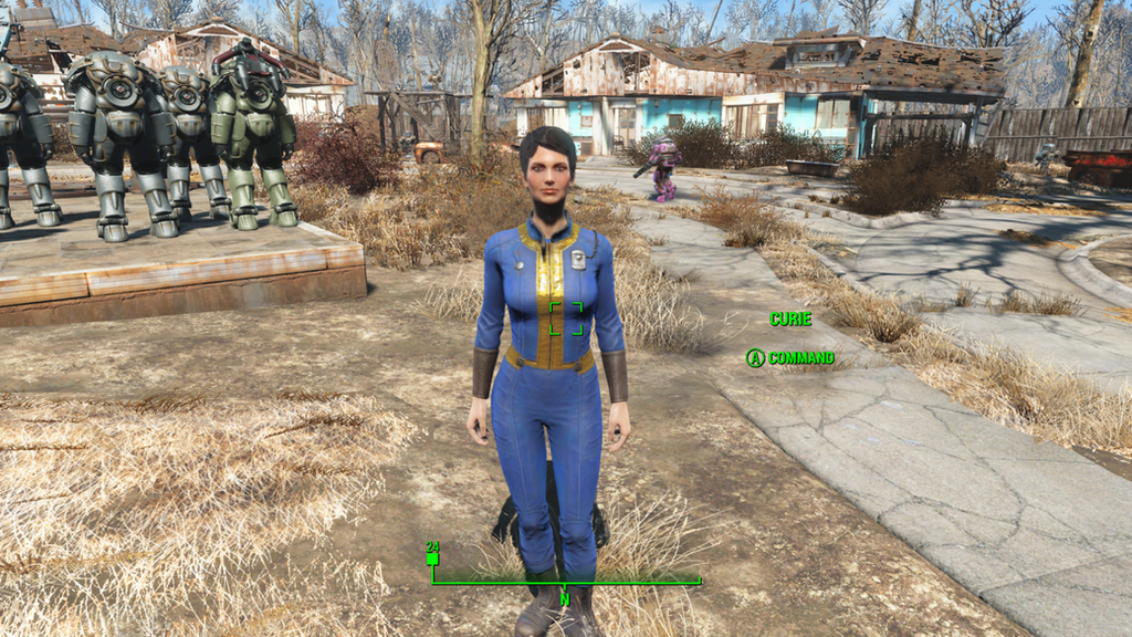 Fallout 4 curie in a vault jumpsuit by spartan22294 on deviantart fallout 4 curie in a vault jumpsuit by spartan22294 solutioingenieria Choice Image