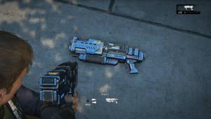 GoW4 Overkill Shotgun