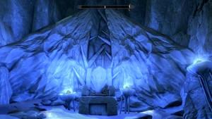 SKYRIM Karstaag's Throne