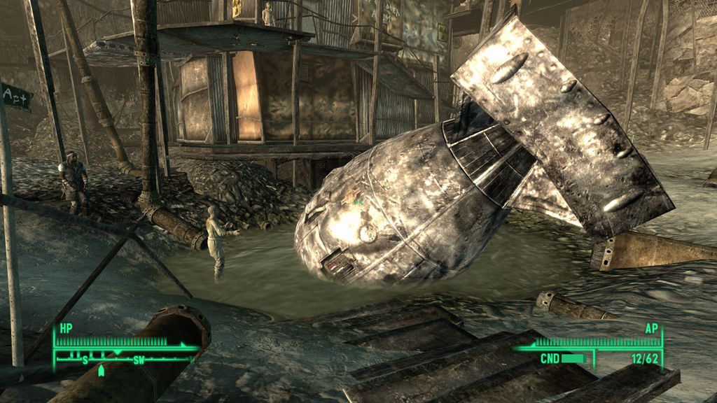 Fallout 3 The Children of Atom by SPARTAN22294 on DeviantArt