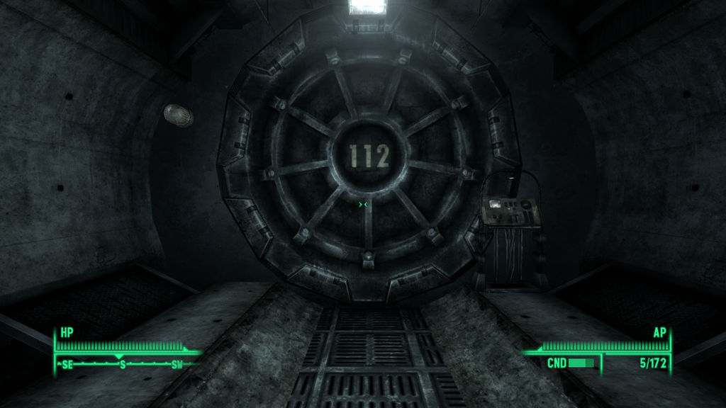 Fallout 3 Vault 112 By Spartan22294 On Deviantart