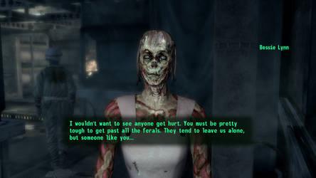 Fallout 3 Bessie Lynn by SPARTAN22294