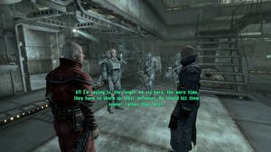 Fallout 3 The BoS is deciding what to do next